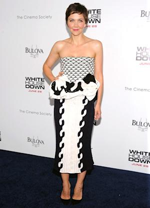 Write a Fashion Police Caption for Maggie Gyllenhaal
