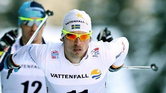 Cross-Country Skiing - Olsson gets first win of season in Davos
