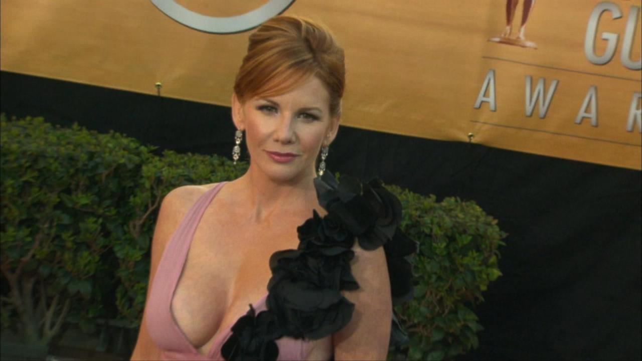 How Melissa Gilbert Feels About Going From Size DD to 'Just an Average B'