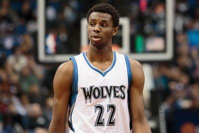 Andrew Wiggins is on a gradual path to NBA stardom
