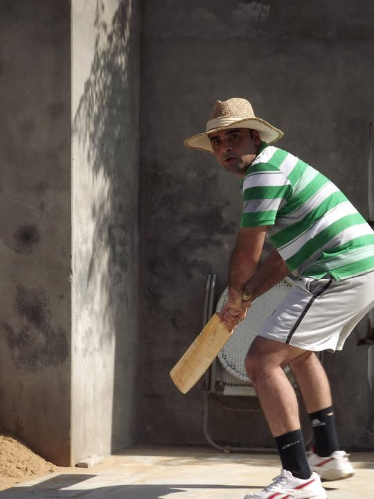 Cricket in Gheora, a village in Patiala, Punjab. By Puneet Virk [SCPC5]
