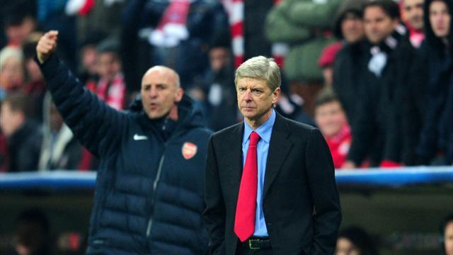 Premier League - Wenger warning for Premier League