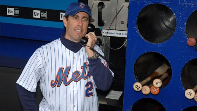 Break Out The Puffy Shirt: New York Baseball Team Hosts 'Seinfeld' Night