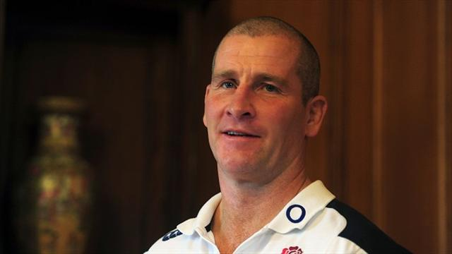 Rugby - Lancaster happy after win
