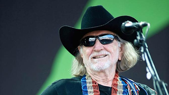 Willie Nelson Glastonbury