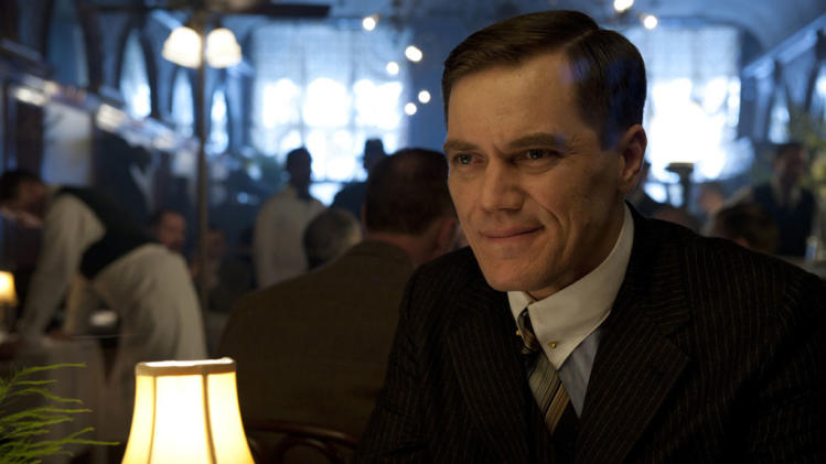 "Michael Shannon stars as Agent Nelson Van Alden in ""Boardwalk Empire."""