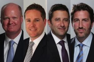 Four UTA Agents Made Partner