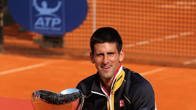 ATP Masters Series Monte Carlo - Day Eight