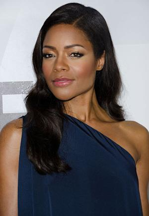 Sexy or Scary: Naomie Harris Rocks Cut-Out Dress at Cannes, Reveals Rib Cleavage
