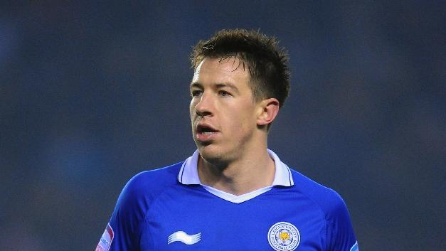 Sean St Ledger is suffering from a hamstring injury