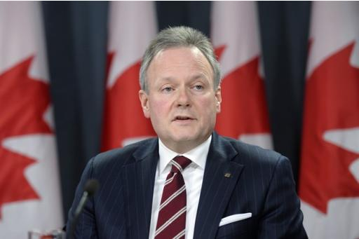 Bank of Canada Governor Stephen Poloz speaks during a news conference in Ottawa on Wednesday, January 21, 2015. The looming threat of sliding oil prices forced the Bank of Canada to drop its trend-setting interest rate Wednesday, a surprising move that shows just how much the country's economic outlook has soured in a matter of months. THE CANADIAN PRESS/Adrian Wyld