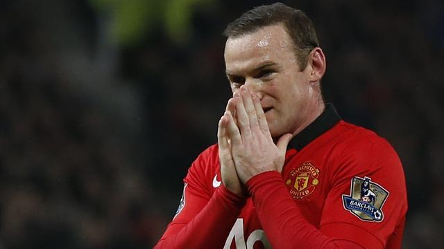 Premier League - Rooney ruled out of Hull clash