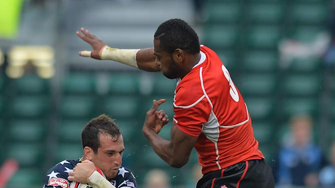 IRB Glasgow Sevens - Day Two