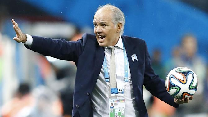 World Cup - Argentina coach Sabella to quit after final