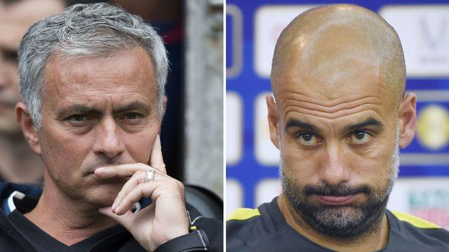 Manchester City Manager Pep Guardiola Makes Shock Admission Regarding Manchester United