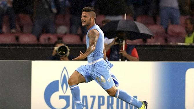 World Cup - Insigne 'honoured' by Arsenal link