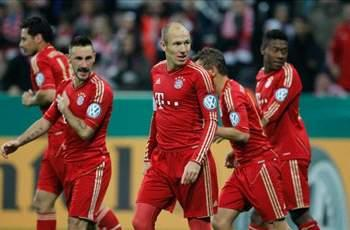 Robben bemoans goal conceded despite Werder Bremen demolition