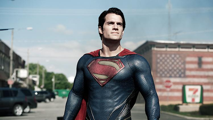 """Man of Steel"" Movie Stills"