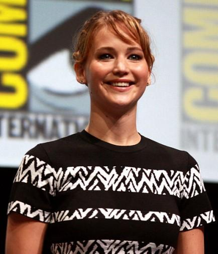 Jennifer Lawrence Speaks Out on Body Image