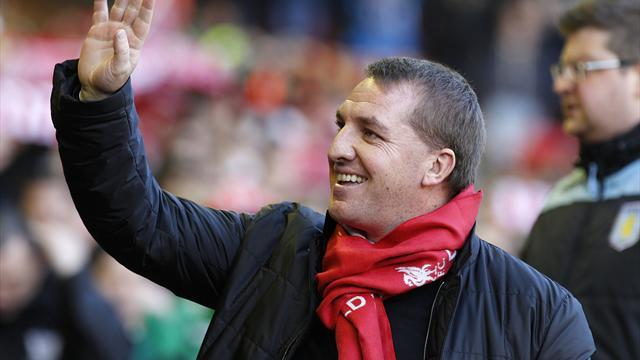 Football - Rodgers pleased to see Downing on the up