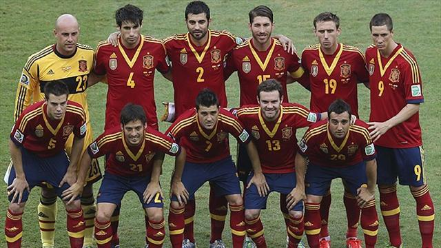 Confederations Cup - Spain still the best as they close in on another title