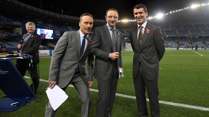 In pictures: Ireland's new management team confirm new roles while on ITV duty
