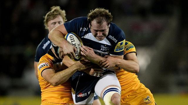 Rugby - Lancaster challenges Thomas