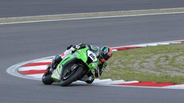 Superbike - Sykes paces Jerez WSBK test