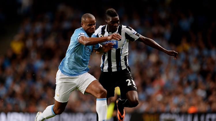 Manchester City v Newcastle United - Premier League