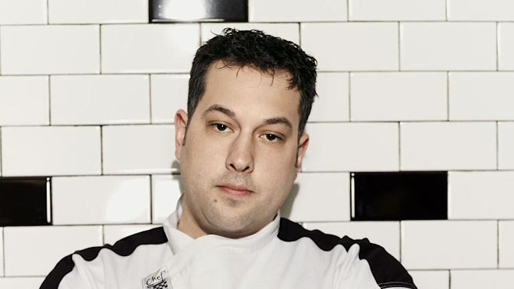 "Will Lustberg (Jersey City, NJ) is a contestant on the Blue Team on the 9th season of ""Hell's Kitchen."""