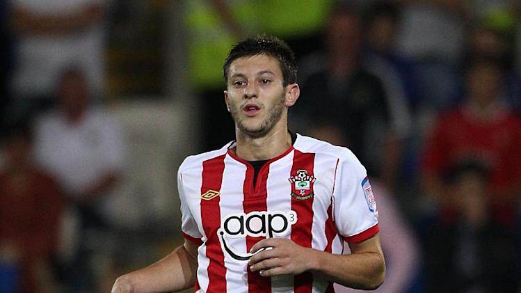 Adam Lallana was surprised by his call up to the England squad