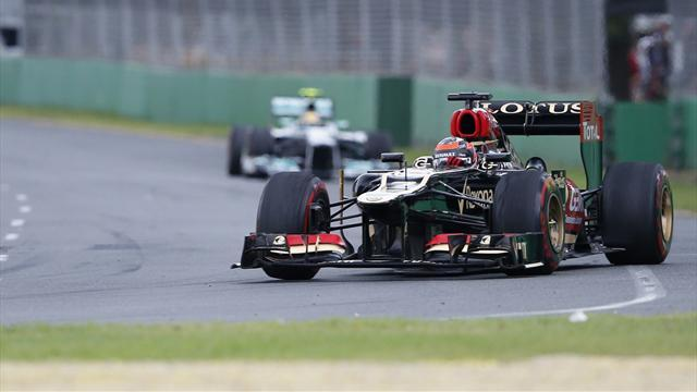 Formula 1 - Raikkonen: Melbourne win doesn't add pressure
