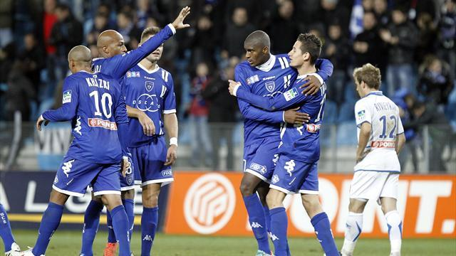 Ligue 1 - Bastia beat Auxerre to reach Coupe de la Ligue quarters