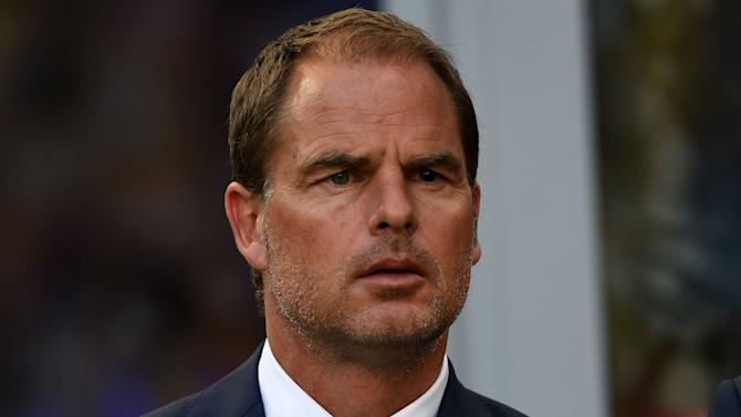 De Boer encouraged as Inter's wait continues