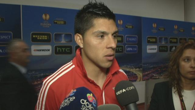 Europa League - Benfica look forward to Chelsea date