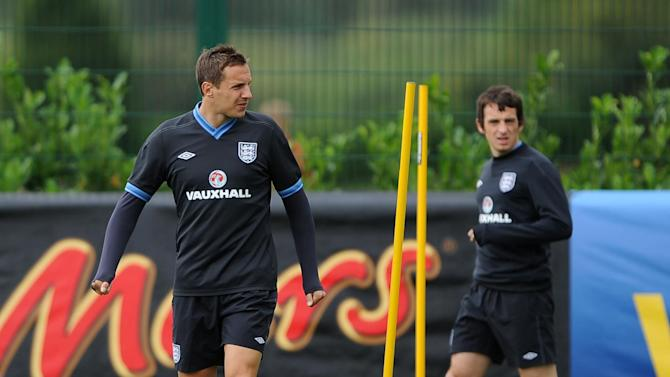 Phil Jagielka is hoping England can reclaim top spot in Group H next month