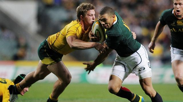 Springboks seek to overpower Wallabies