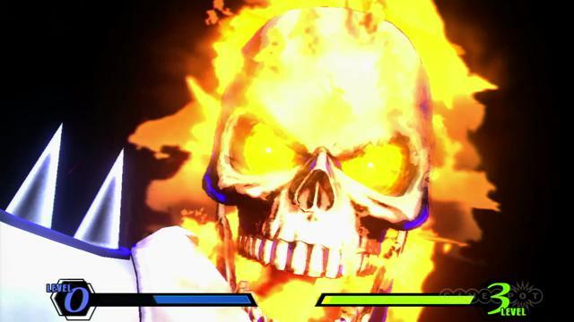 FChamp brings out his Ghost Rider at Beat the Pros at Pax Prime