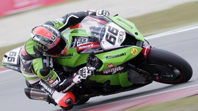 Superbikes - Sykes: 'Massive weight off my shoulders'