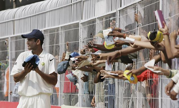 First Test: India v England - Day Four