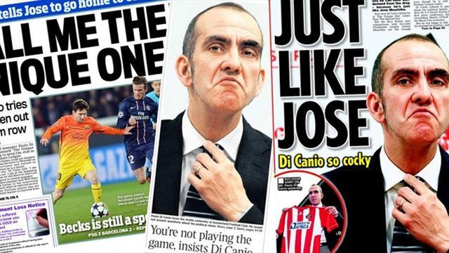 Premier League - Paper Round: 'Unique One' Di Canio and the fascist's funeral