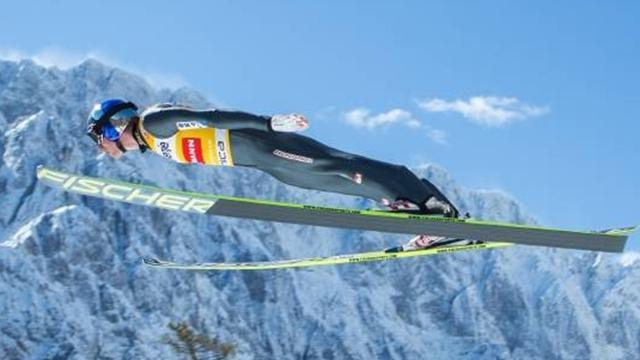 Ski Jumping - World Cup win number 50 for Schlierenzauer in Planica