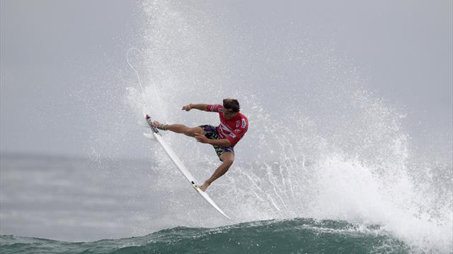 Wilson claims US Open title