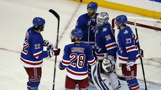 Ice Hockey - Rangers beat Kings to extend Stanley Cup Final