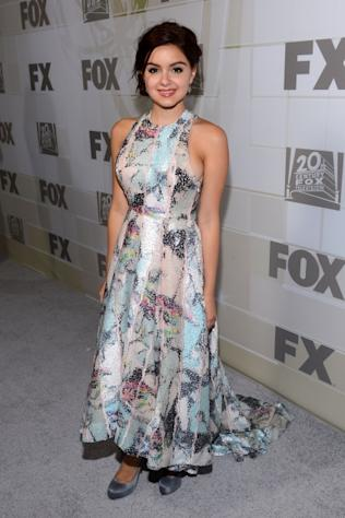 Ariel Winter arrives at FOX Broadcasting Company, Twentieth Century FOX Television and FX post Emmy party at Soleto in Los Angeles on September 23, 2012 -- Getty Images
