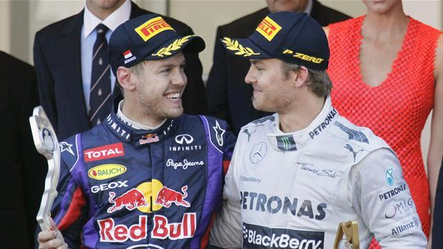 Formula 1 - Rosberg stays cool over title prospects