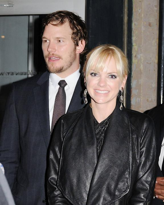 ***File Photo*** * ANNA FARIS PREGNANT* Actress ANNA FARIS is pregnant with her first child. The House Bunny star and her actor husband Chris Pratt will become parents this autumn (12), her representa