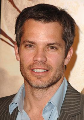 Timothy Olyphant at the Los Angeles premiere of Warner Bros. Pictures' 300