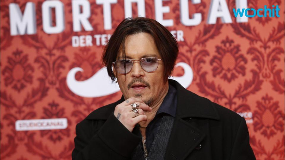 Johnny Depp's Fight to Keep His Dogs Alive