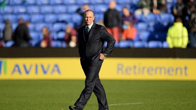 Rugby - Smith frustrated by inconsistency